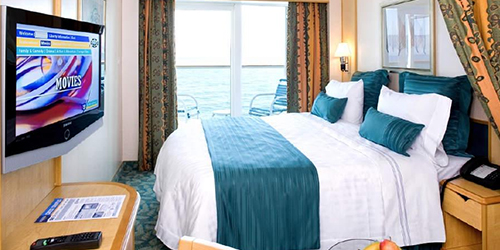 Guaranteed Balcony Stateroom