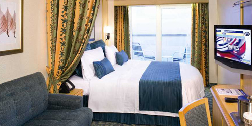 Guaranteed Balcony Stateroom (no promotional benefits)