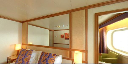Single Sea View (Outside) Stateroom